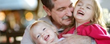 intergenerational mediation between a grandparent and grandchild