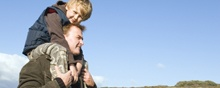 Parenting Apart, single parent and children